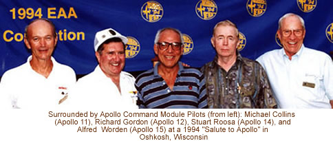 Dr Farouk El Baz  Apollo10