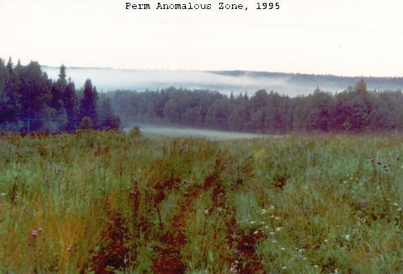 Perm Anomalous Zone UFO's - Russia Mzone210