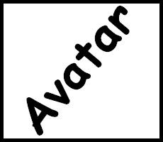 Modèle des fiches de présentation Avatar10