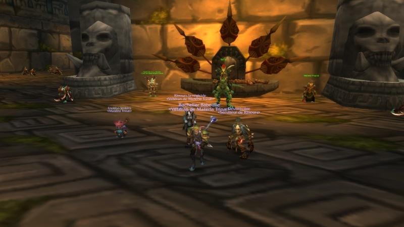 1ère sortie à Zul Aman en groupe presque full guilde Zul_1e10
