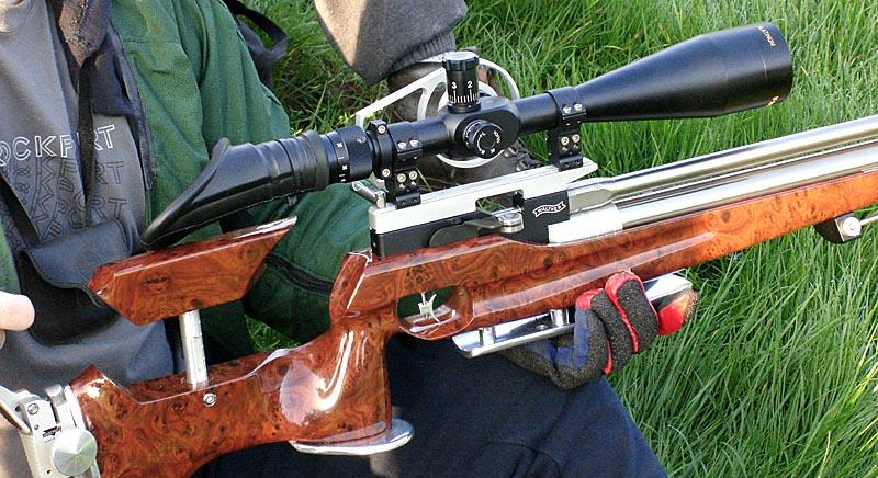Photos- Walther LG300 DOMINATOR - modif. pour le FT Walthe11