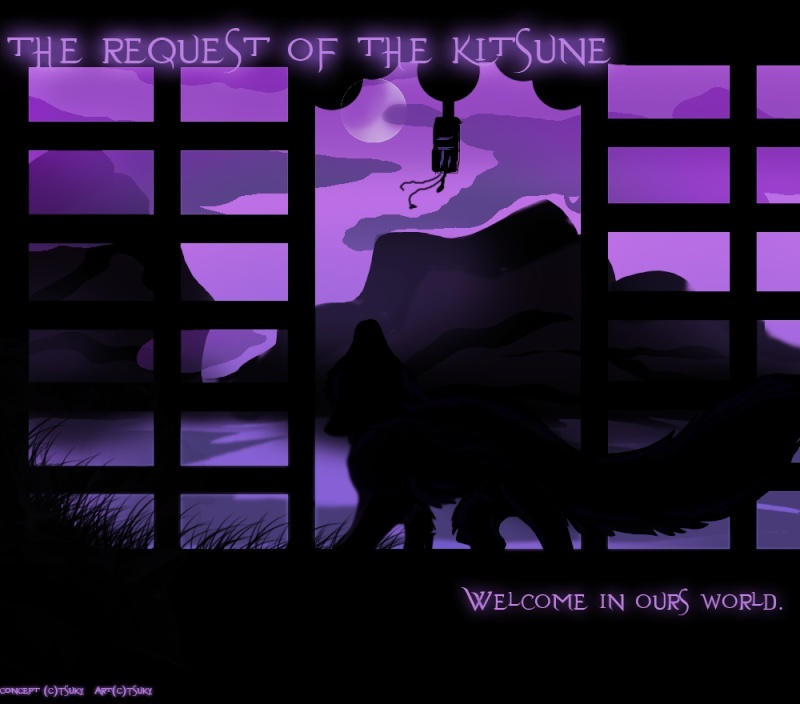 The request of kitsune