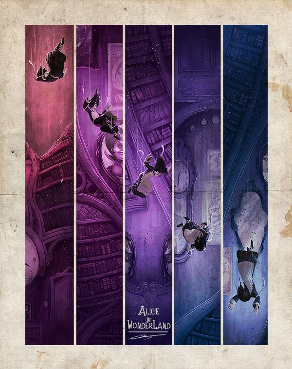 Vos illustrateurs préférés Alice112
