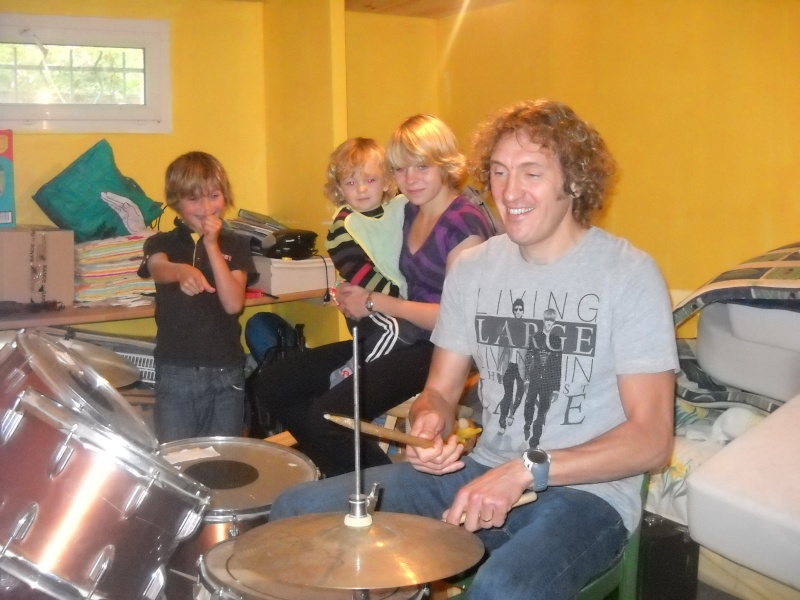 le Trooper's Band est né!!!!! Dscn7912