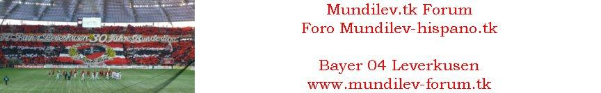Mundilev.tk Forum / Foro Mundilev-hispano.tk