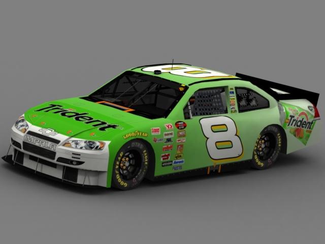 Randall Green #8 Trident Chevrolet - R 8_rand10