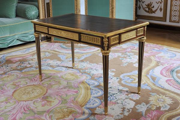 Le bureau de Marie-Antoinette Bureau10