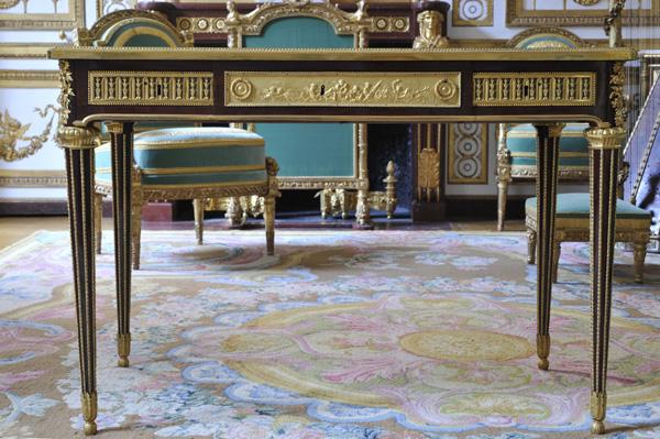 Le bureau de Marie-Antoinette Bureau11