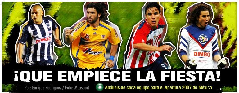 Futbol De La Liga Mexicana