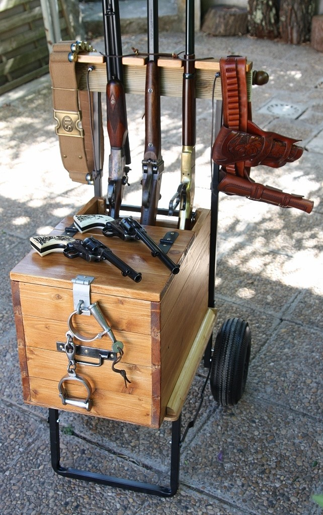 Gun's Cart Decathlon Img_2312