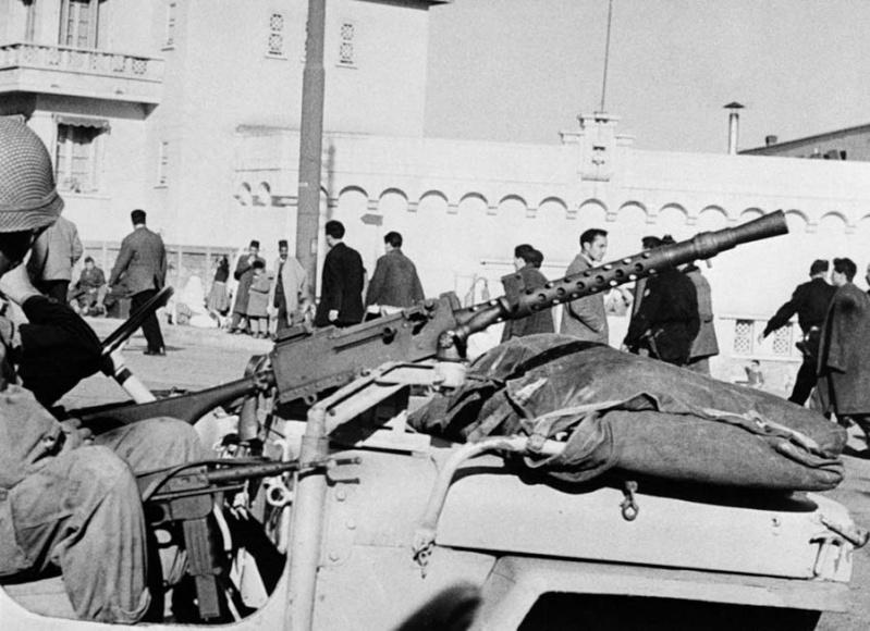 La guerre d'Algérie 50 ans ans après toujours le traumatisme 0_alge10