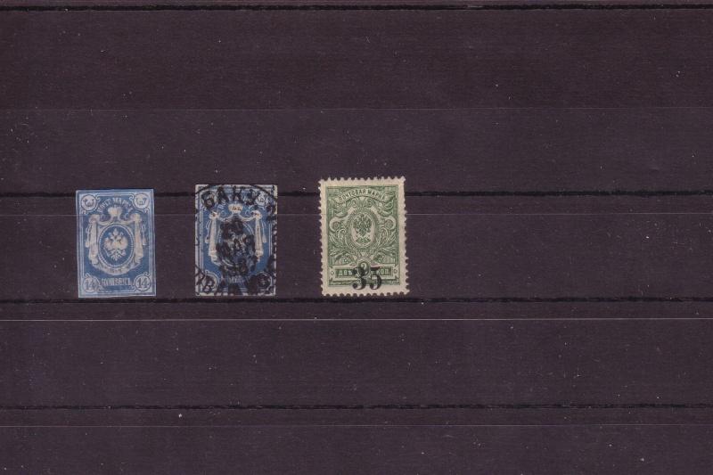 Bestimmung Russlandmarken Marke014
