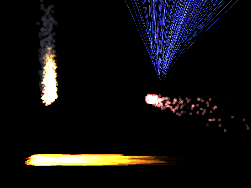 Spark et SFML : Rotation et déplacement de la sf::View Partic10