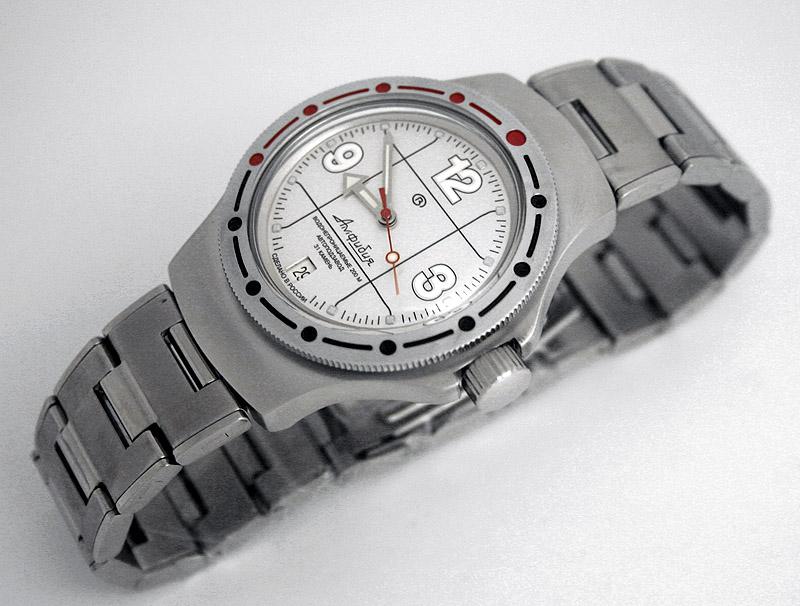 Vostok Amphibian Silver10