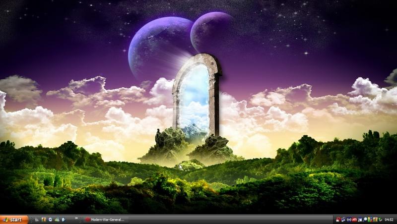 My desktop is better then yours!! 24385812