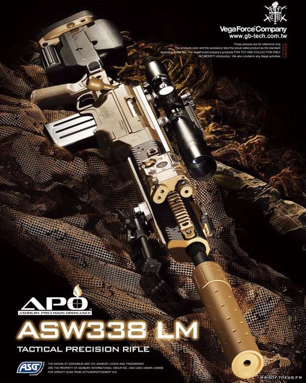 VFC / ASG – APO ASW338 LM Asw33810