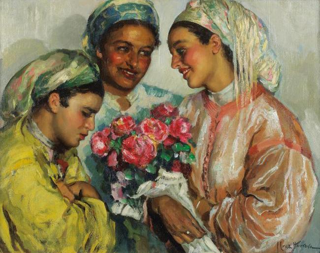 Les Peintres Orientalistes 1 Ose_cr10