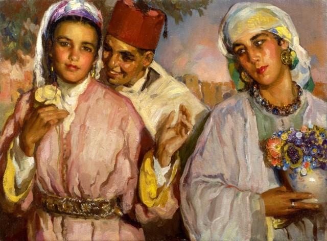 Les Peintres Orientalistes 1 Pictur10