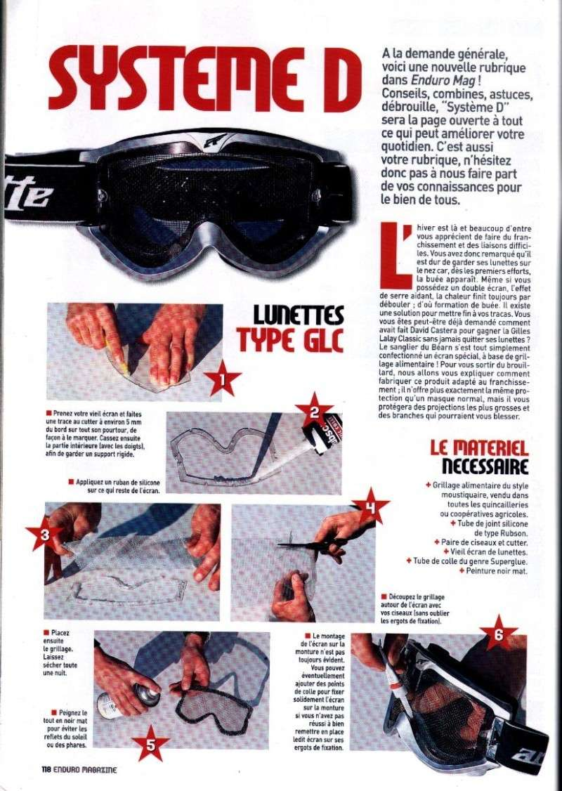 Le masque d'enduro - Page 2 Lunett11
