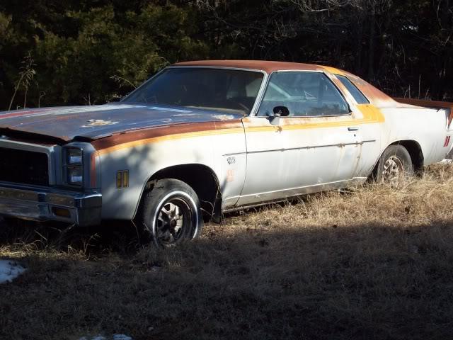 OK, Here is what I have. 1977 Malibu Classic......SE???? 10-110