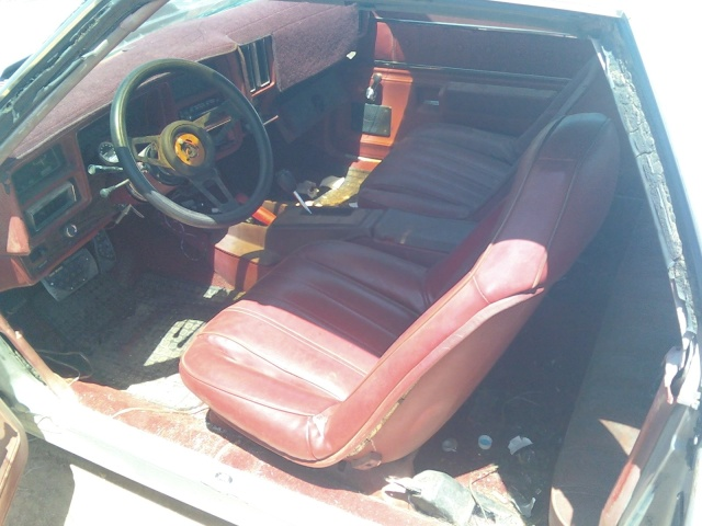 OK, Here is what I have. 1977 Malibu Classic......SE???? Int10
