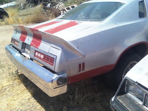 OK, Here is what I have. 1977 Malibu Classic......SE???? Wing310