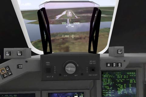F-SIM Space Shuttle Sim110
