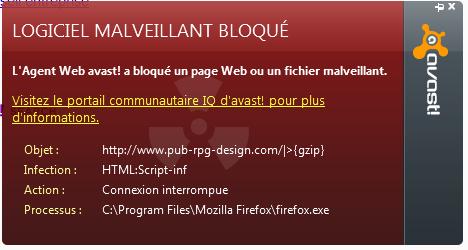 Forum bloqué par Avast 2011-023