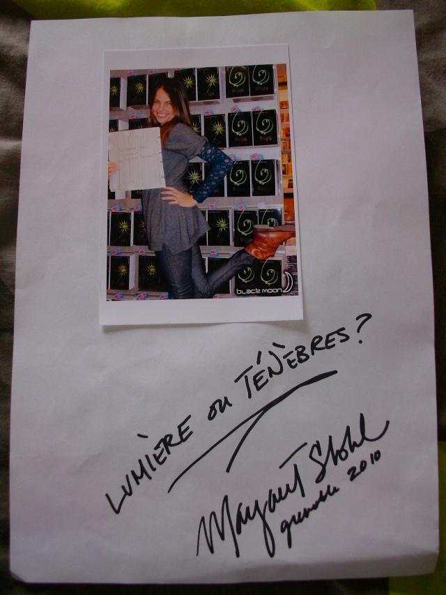 [TERMINE] Gagnez un autographe de Margaret Stohl + 1 marque-page ! - Page 13 Imgp7911