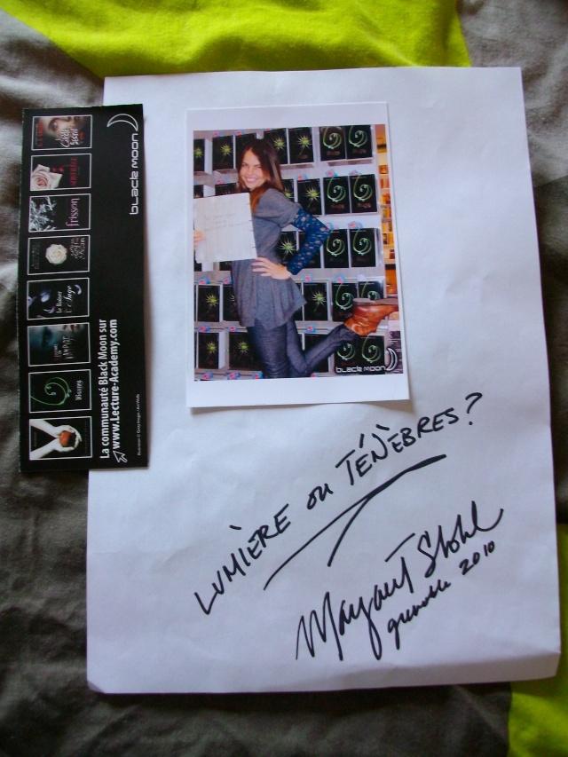 [TERMINE] Gagnez un autographe de Margaret Stohl + 1 marque-page ! - Page 13 Imgp7913