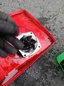 Fuite de liquide refroidissement, changement pompe a eau 2.5Td 1997 Img_2036