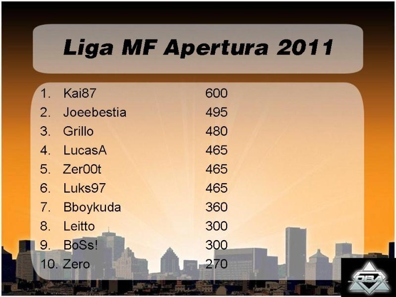 Liga OBA 2011 Apertura - FINALIZADO!!! Diapos26
