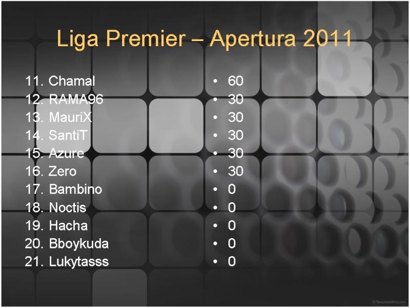 Liga OBA 2011 Apertura - FINALIZADO!!! Diapos31