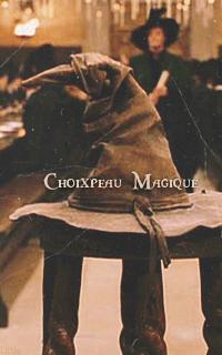 Le Choixpeau Magique