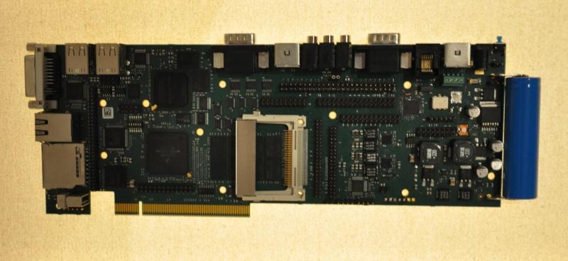 Atari FireBee, un atari Falcon a base de ColdFire Firebe10