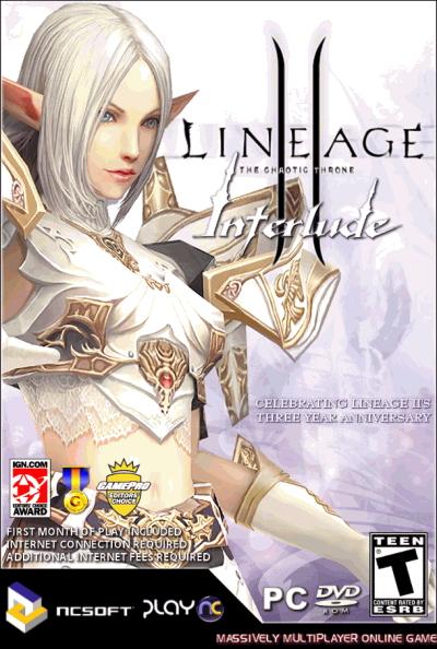 Lineage 2 Interlude (2009/ENG) PC(Чистый клиент) 2nd13