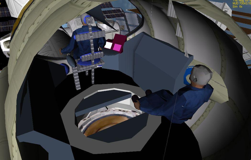 Veicolo per riparazioni stazioni spaziali - Pagina 2 Animpo10