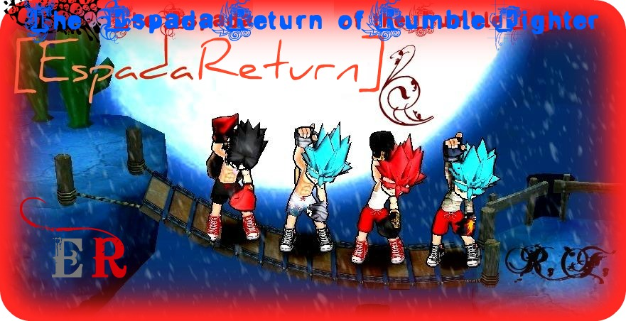 Espada Return rumble fighter