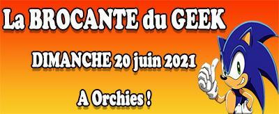 La brocante du geek dimanche 20 juin 2021 - Orchies 59310 (NORD) Brocan10