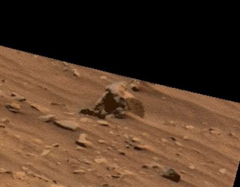 Mars - Lander and Rover Images Thing10