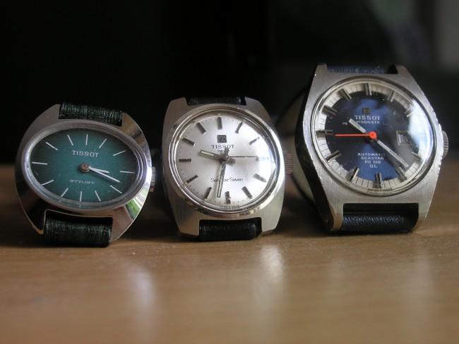 Enicar - Un post qui référence les montres de brocante... tome I - Page 38 Tissot10