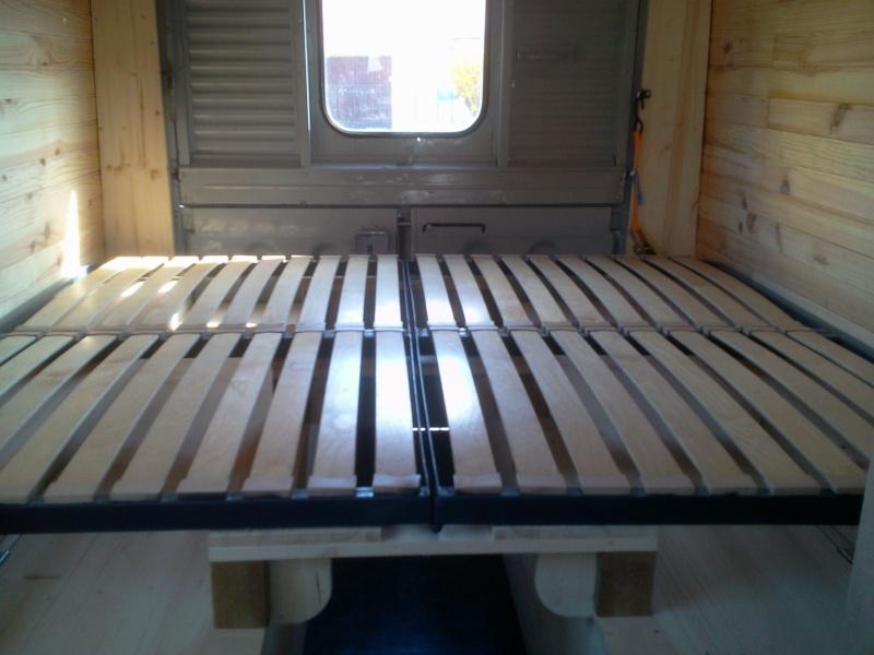 Présentation & Restauration : Futur camping car de luxe (nouvelle vidéo mise en ligne: page 5) Photo010