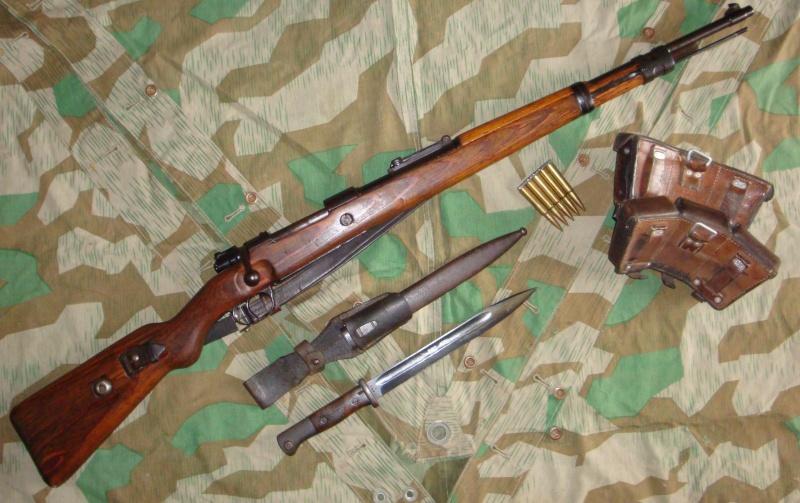 Mauser mod 98 fabriqué par mauser en 1939 Dsc04917