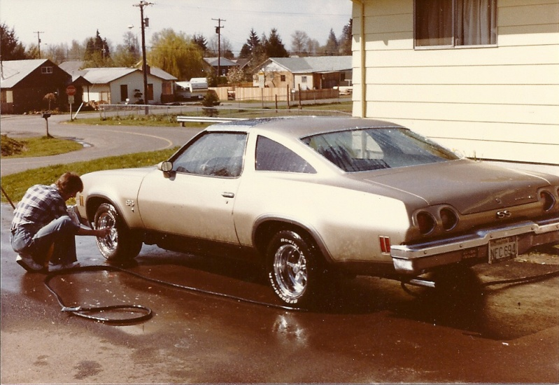 My old 73 SS 73ss210