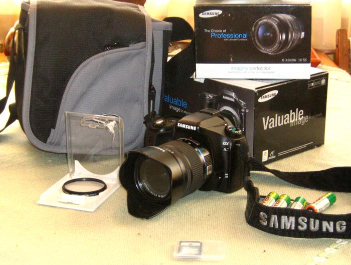 Продаётся зеркальная фотокамера начального уровня Img_1210