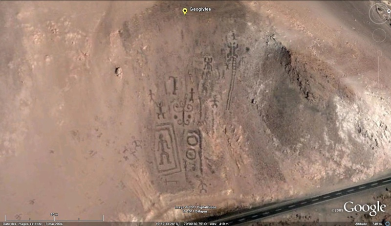 Les Géoglyphes découverts en Amérique du Sud avec Google Earth Gaogly10