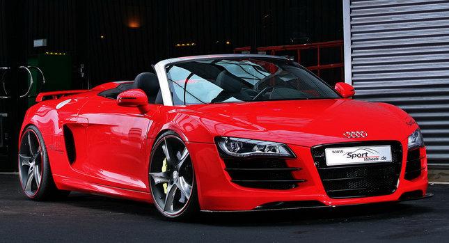 photos nouveaute 2011 et auto d'excepion  Audi-r10