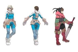 [Wii] Nuevos artworks e imágenes de Earth Seeker 21324482
