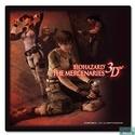 [3DS] Merchandising de la saga y más material de RE: Mercenaries 3310