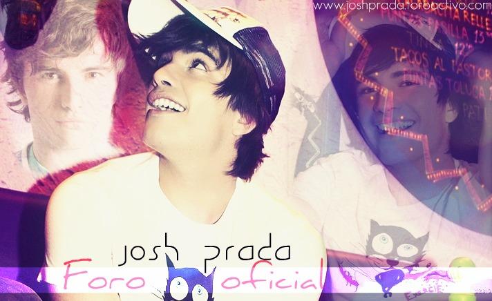 JOSH PRADA FORO OFICIAL